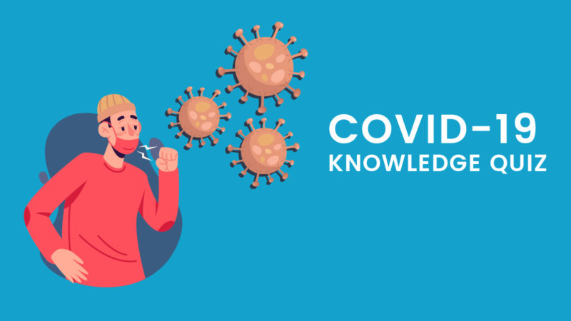covid-19 quiz for medical students that are studying medicine in europe
