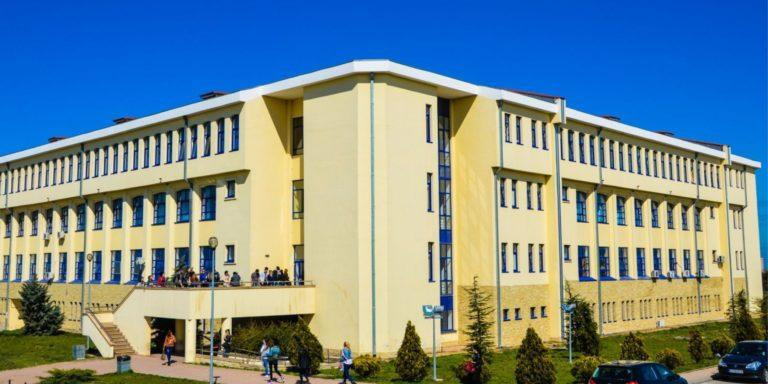 Ovidius University in Constanta for medicine and dentistry