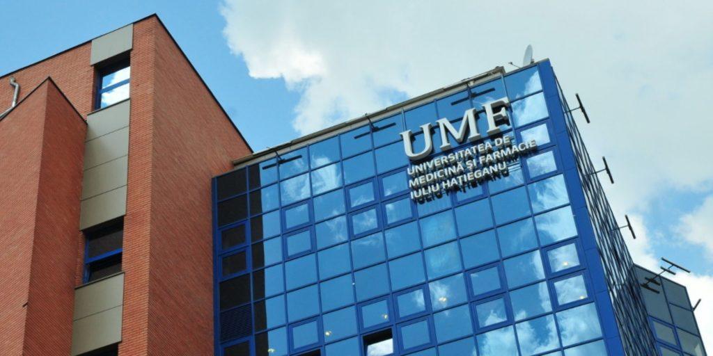 Cluj Medical University in Romania