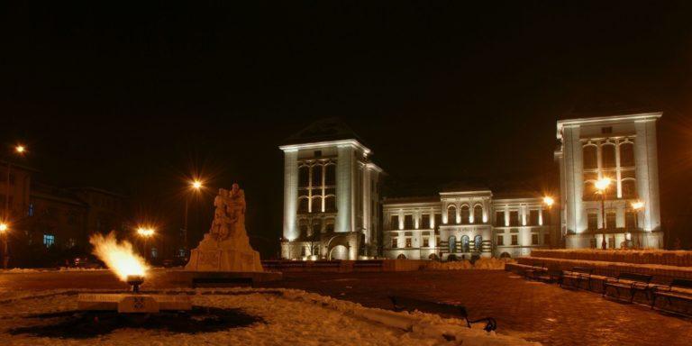 Iasi Medical Univeristy, Grigore T. Popa University